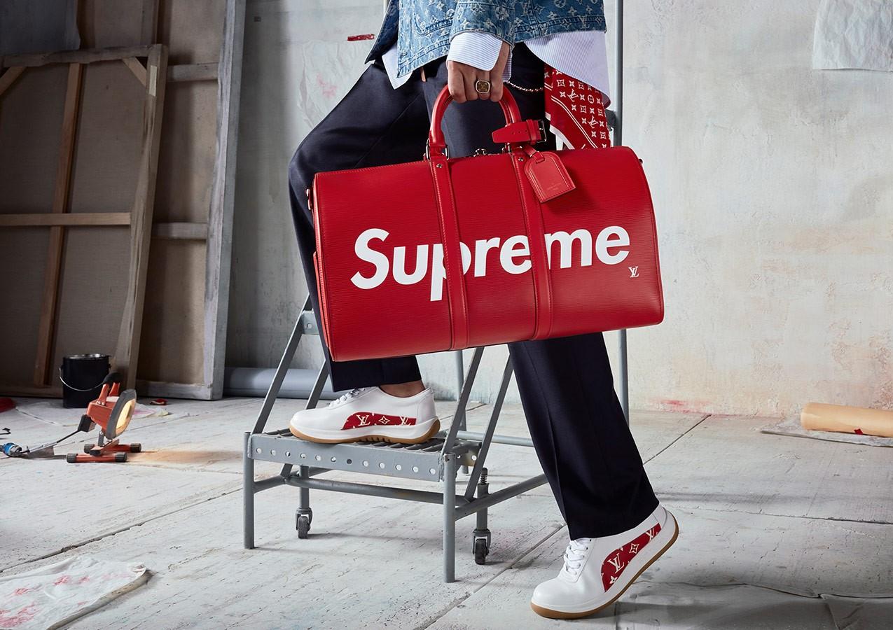 快闪店被几个社区拒绝,大热的 Louis Vuitton x Supreme联名系列推迟新品发布