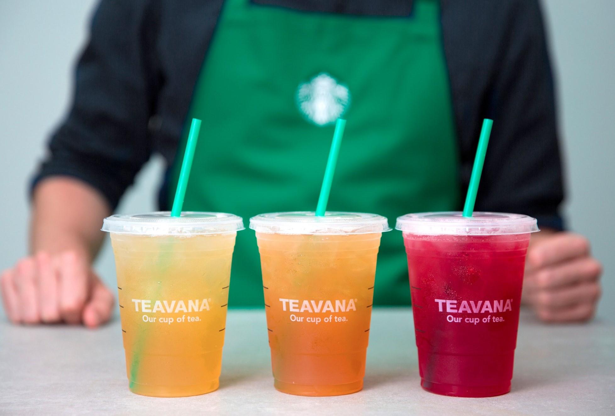 受实体零售低迷冲击,星巴克将于明年关闭旗下所有 379家Teavana 茶饮店