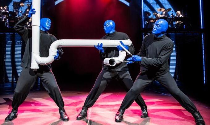 复星集团旗下的加拿大太阳马戏团收购纽约娱乐公司 Blue Man