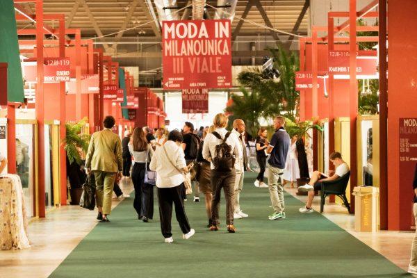 Milano Unica 纺织面料展提前开幕,展商意外暴增 20%