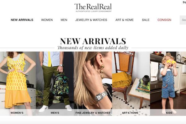 The RealReal 发布2017年上半年二手奢侈品寄售市场报告