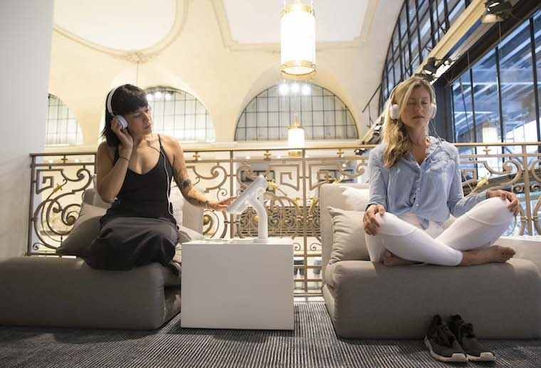 加拿大瑜伽服饰公司 Lululemon 在纽约推出旗下首个冥想空间 Mindfulosophy