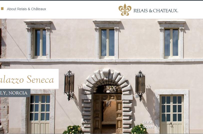 Virtuoso 2017年度最佳酒店评选:源自翁布里亚皇宫的意大利奢华酒店 Palazzo Seneca夺魁