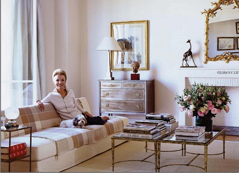 肯尼迪总统的妻妹、传奇名媛 Lee Radziwill 卖掉最爱的巴黎公寓,像Chanel一样把酒店当家