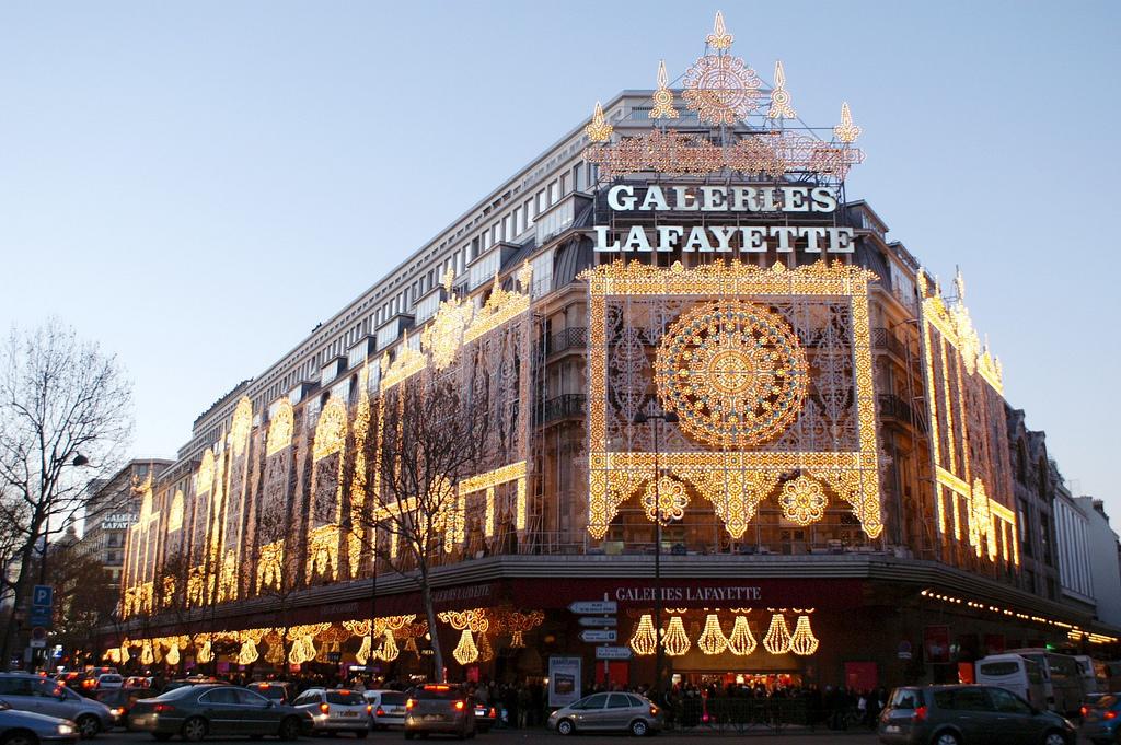 老佛爷百货在中国的第二家门店落户上海,预计将于2018年年底开张