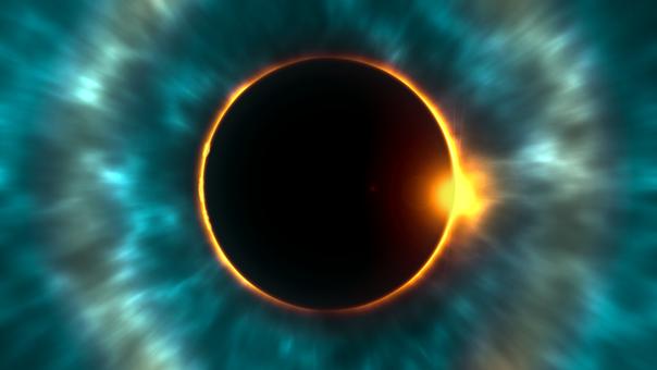 美国百年一遇大日食:俄勒冈等热门观景地人潮汹涌,当局采取多种紧急预案