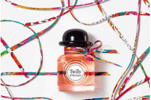 取悦千禧一代消费者,爱马仕推出新香:Twilly d'Hermès