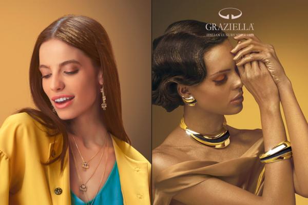 意大利皮具品牌 Braccialini 完成与珠宝饰品制造商 Graziella 的整合