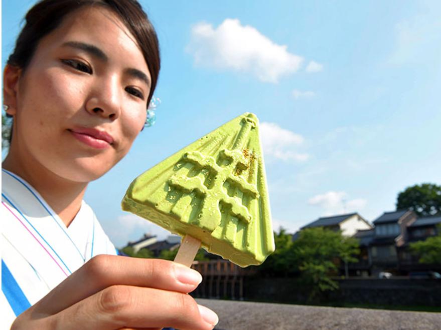 日本科学家制成太阳晒不化的冰淇淋,秘诀来自于草莓