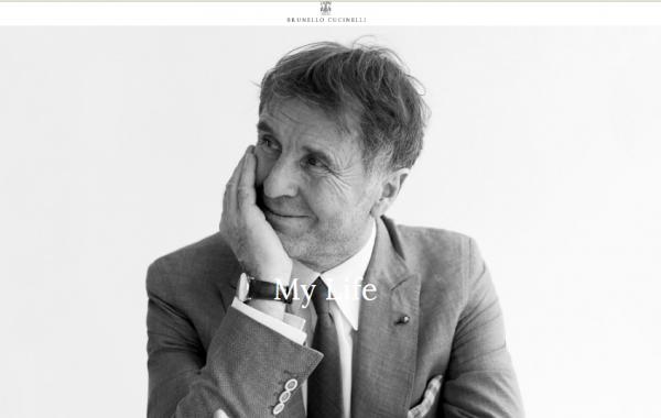 Brunello Cucinelli 称:奢侈品牌需谨慎对待电商(我们必须维护我们的品牌,甚至不惜牺牲部分销售额)