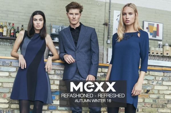 欧洲时尚集团 RNF 收购荷兰休闲服装老牌 Mexx