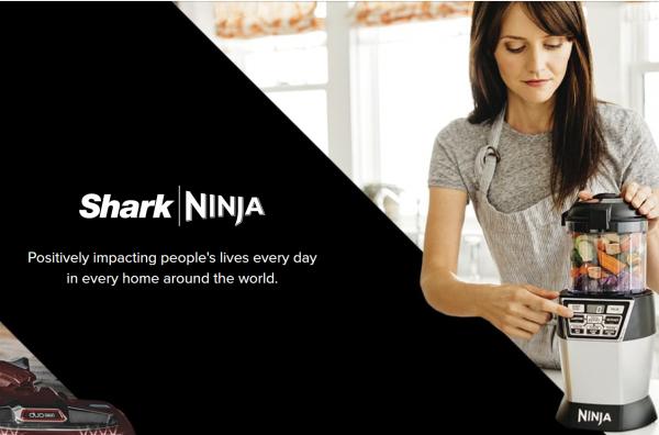 鼎晖投资宣布投资美国清洁和厨房小家电公司 Shark Ninja