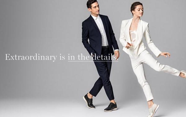 美国时尚品牌 Cole Haan 与香港时代集团签订大中华地区长期分销协议,明年将开20家新店