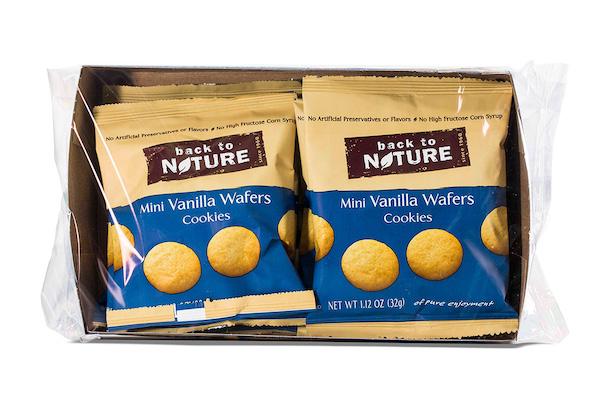 美国食品公司 B&G Foods  1.625亿美元现金收购健康零食龙头企业 Back to Nature