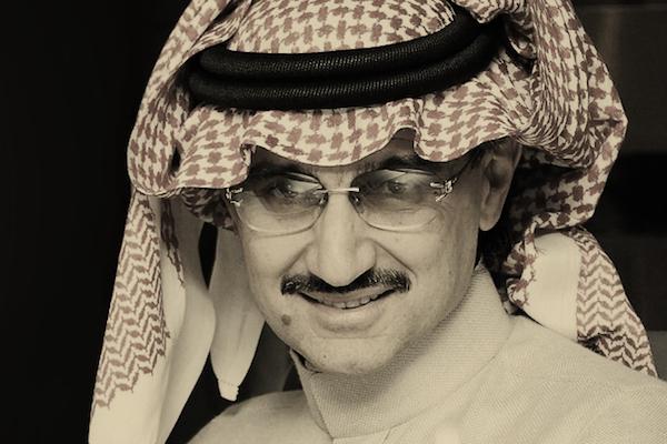 沙特亲王 Alwaleed 将向埃及酒店项目投资 8亿美元
