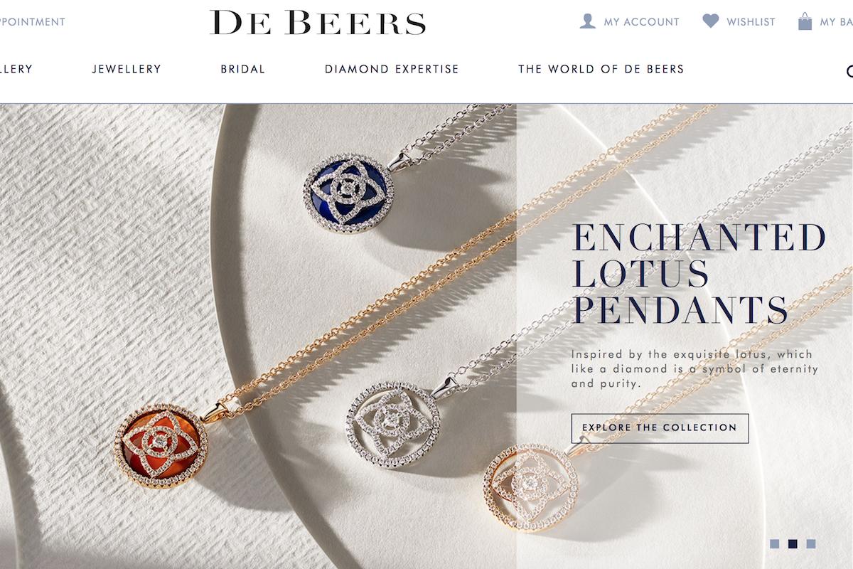 De Beers:为赢得中国高端消费者,或把钻石产地非洲开发为奢华旅行目的地