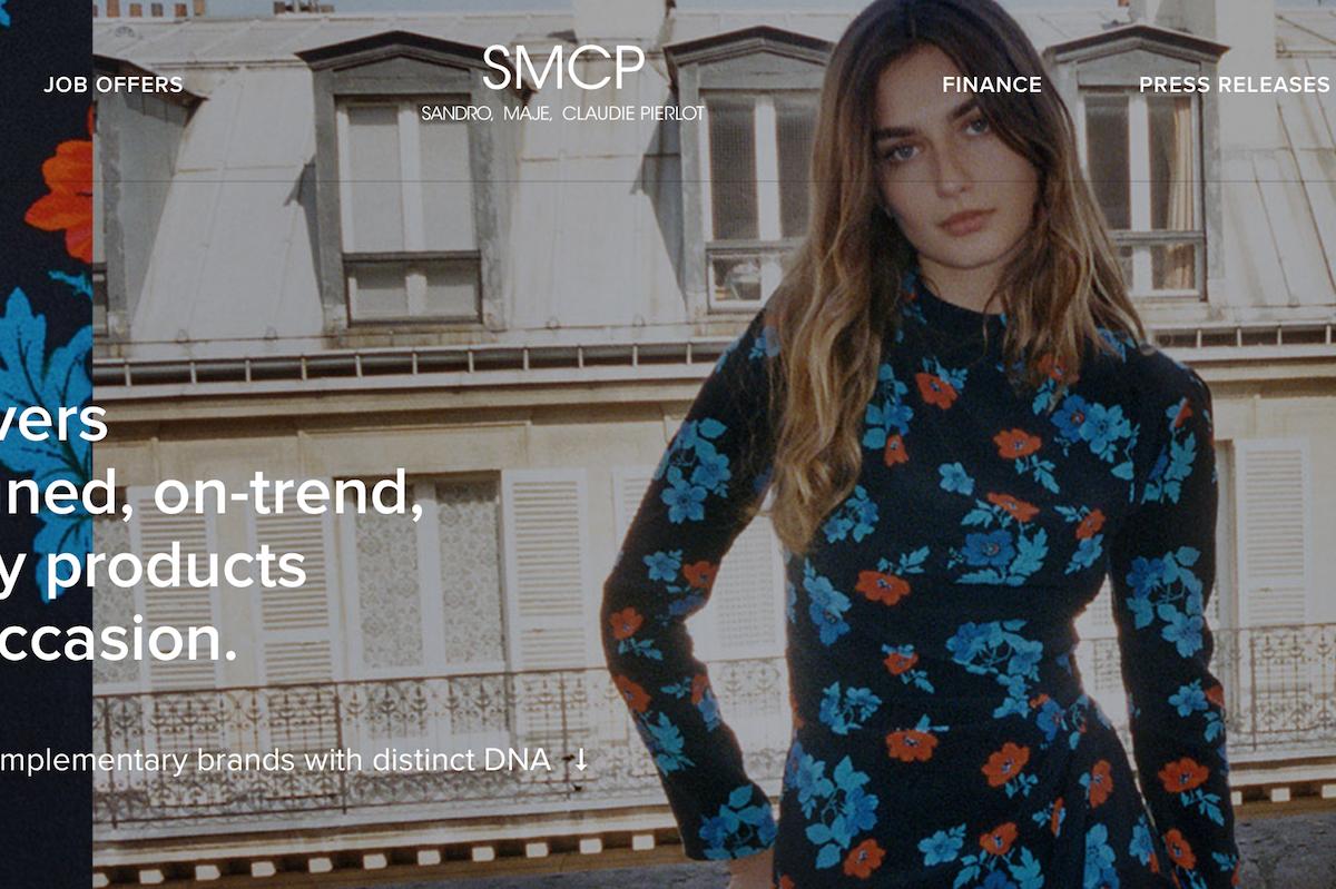 山东如意控股的法国时尚集团 SMCP 已提交上市文件,今年上半年营业利润同比增长20%