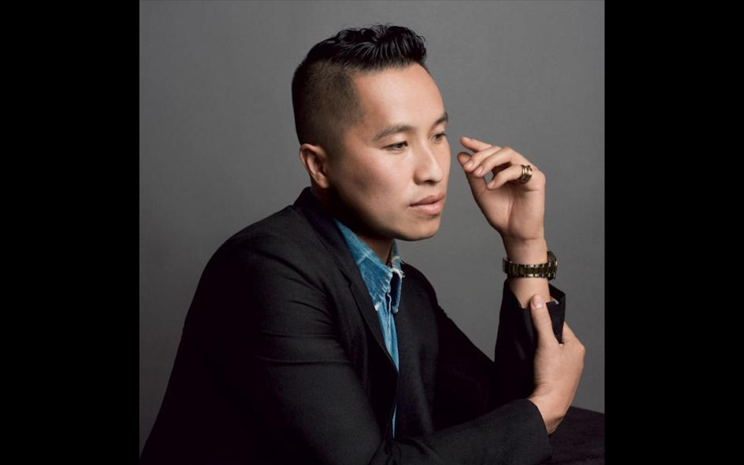 他是第一个回中国办秀的海外知名华人设计师!《华丽志》独家专访3.1 Phillip Lim创始人林能平