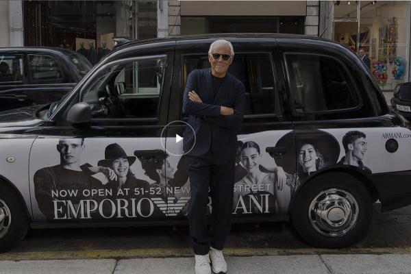 Giorgio Armani:继任者不一定非得是意大利人,将从集团内部提拔