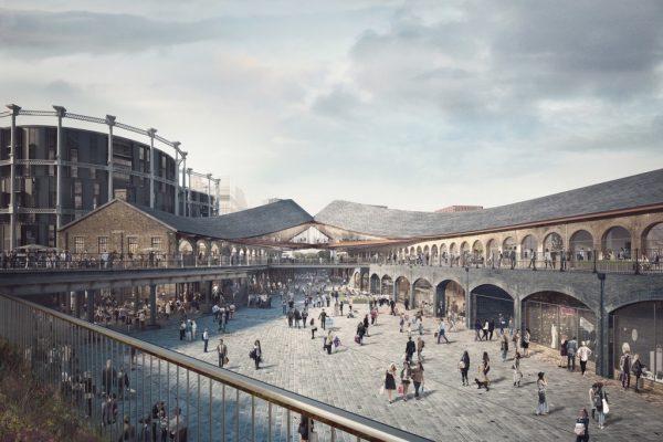 从煤炭仓库变身世界级购物中心!伦敦商业新热点:Coal Drops Yard 综合体的改造开发历程
