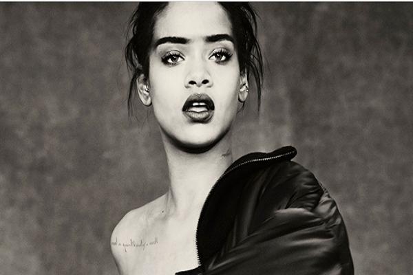 歌坛天后Rihanna与LVMH旗下美妆孵化器部门Kendo 合作的彩妆系列 Fenty Beauty 首露真容