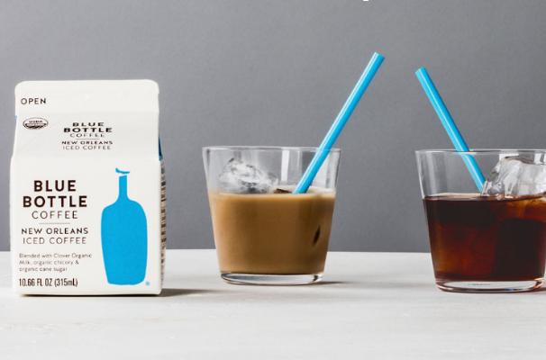雀巢公司 4.25亿美元收购硅谷高端手工咖啡连锁品牌 Blue Bottle 多数股权
