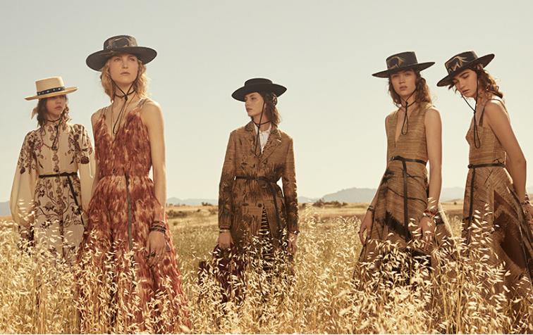 2018 春夏巴黎时装周官方日程公布,五位华人设计师参与
