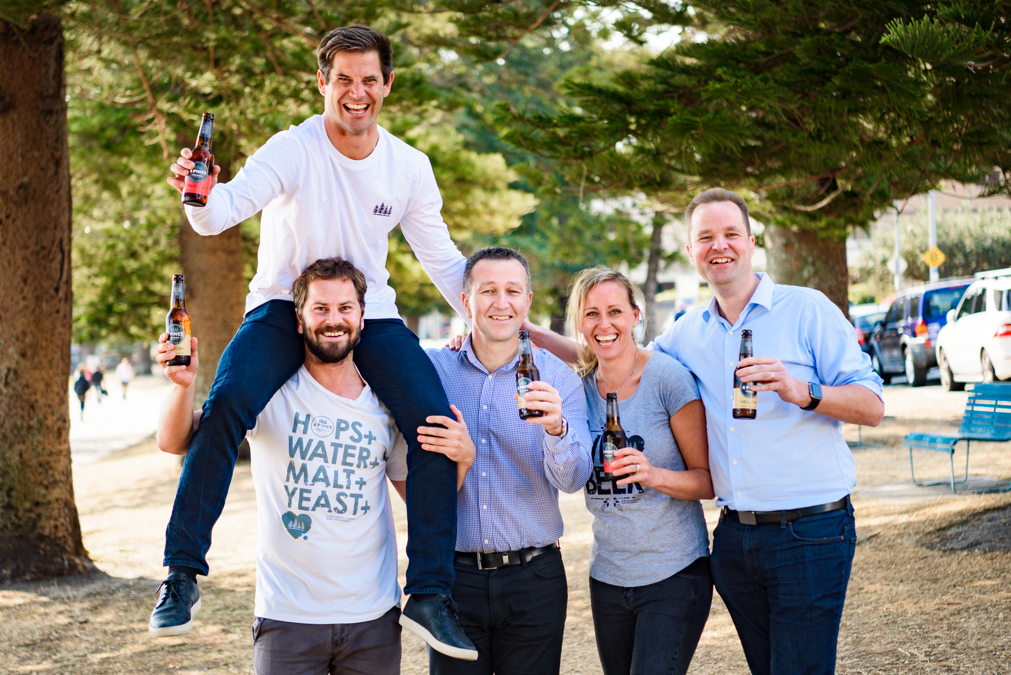 百威英博收购澳大利亚精酿啤酒品牌4 Pines,将助其进军国际市场