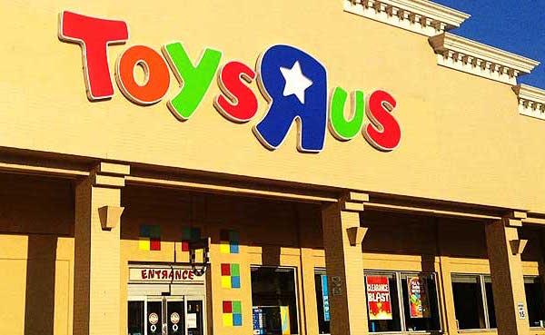 负债高达50亿美元,传著名玩具零售商 Toys 'R' Us(玩具反斗城)或申请破产