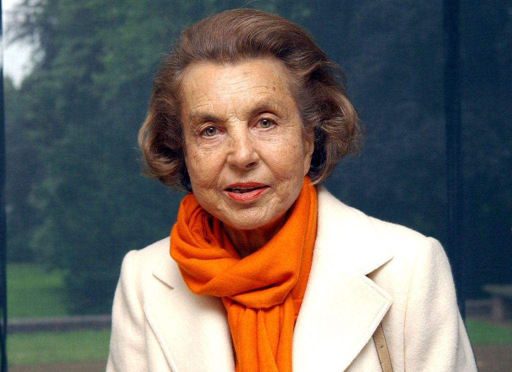 """""""全球女首富""""、欧莱雅集团继承人 Liliane Bettencourt 离世,享年94岁"""