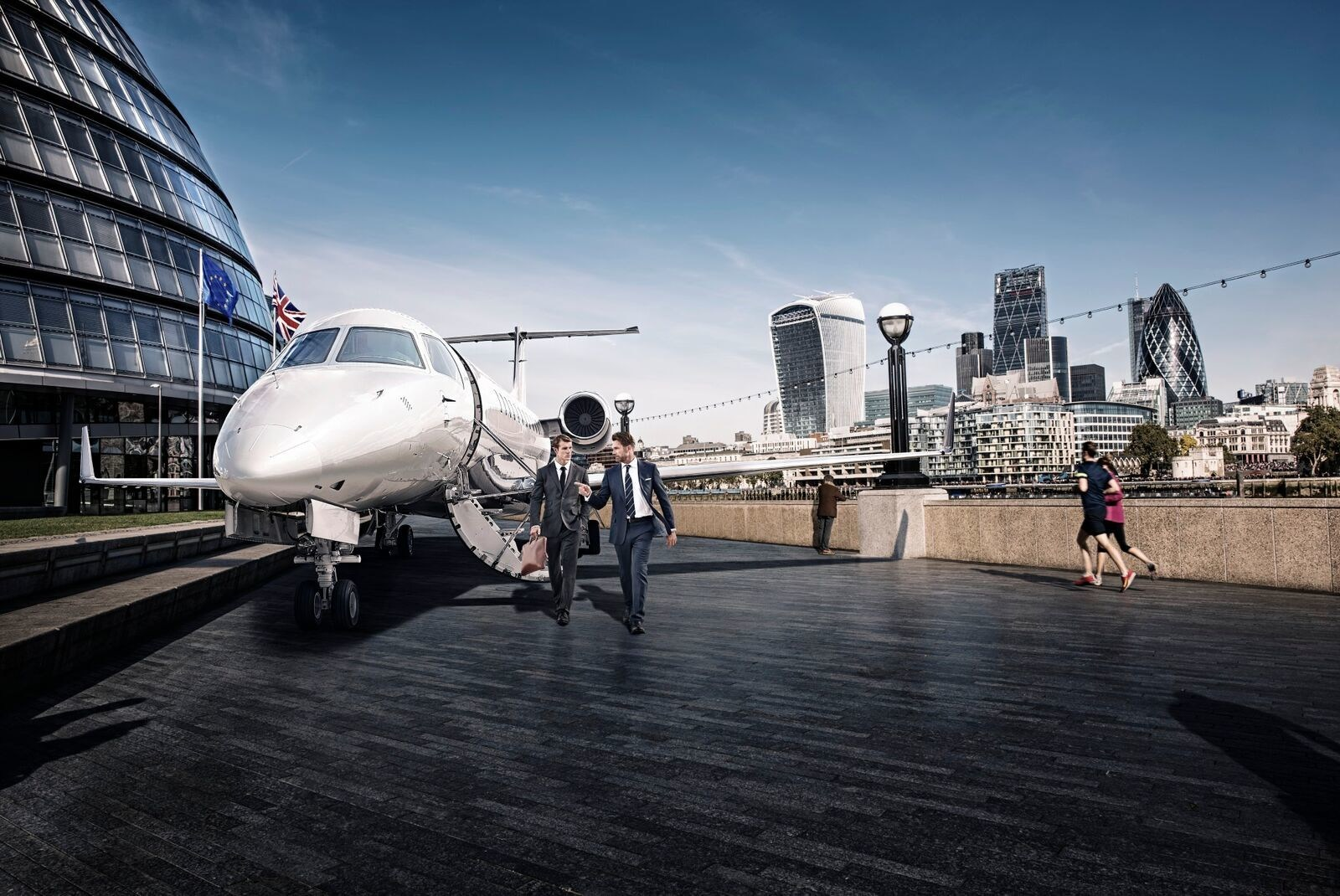 英国按需私人包机服务供应商 Victor 完成英国石油领投的 2000万美元 B轮融资