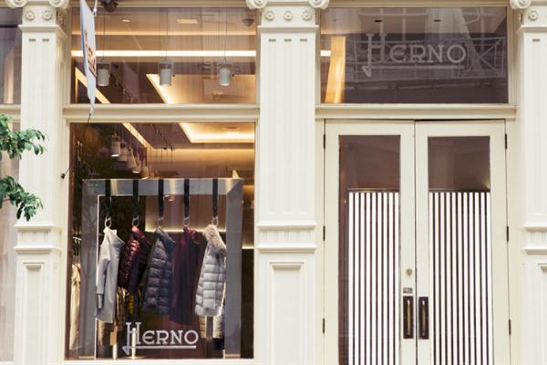 意大利奢华羽绒运动服饰品牌 Herno 2017年预计将实现近 1亿欧元销售额