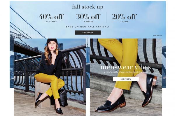 美国女鞋零售商Aerosoles 提交破产保护申请,将大幅削减门店,发展电商和批发渠道