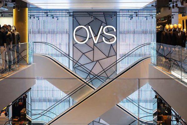 意大利快时尚品牌 OVS 公布 2017年上半年数据,销售额同比增长 8.9%