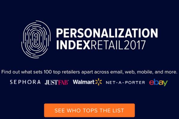 Sailthru 公布首份品牌个性化客户体验排行榜:丝芙兰位居第一
