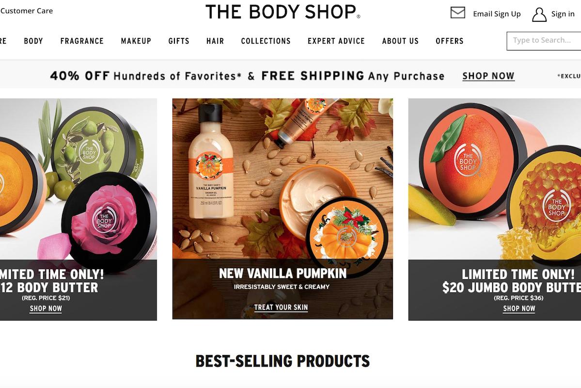 Blue Nile、The Body Shop 和 Dr. Martens 近期人事变动