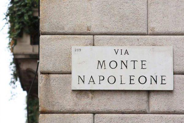 米兰 Montenapoleone 成为了首个在中国微信建立官方帐号的欧洲奢侈品购物街