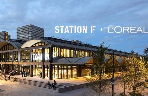 欧莱雅集团美妆孵化器将入驻位于巴黎的全球最大创业孵化园区 STATION F
