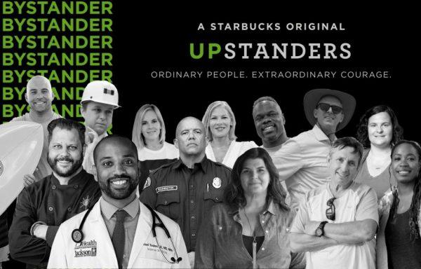 重新定义上市公司的社会责任!星巴克联手亚马逊发布励志短片《Upstanders》第二季