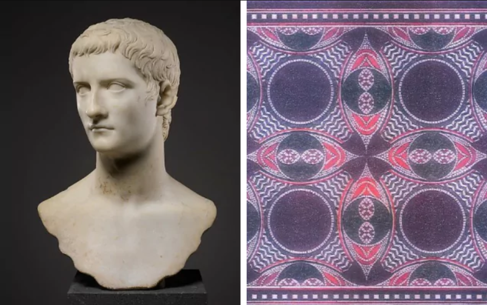 纽约警方寻获古罗马皇帝卡里古拉私人船只的地板等多件古罗马时期文物