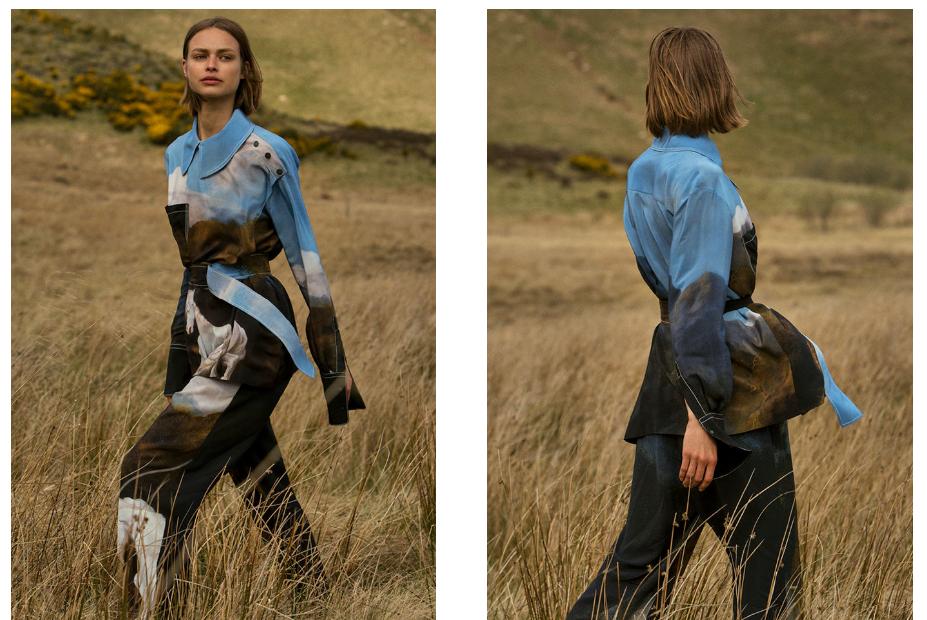 Stella McCartney 大力践行环保,将在二手奢侈品寄售网站 The RealReal 寄售品牌旧衣