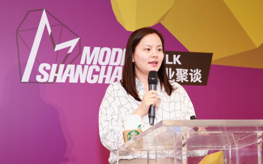 【华丽志 X 上海时装周 MODE Talks】华丽志时尚总监王琼:产品力+品牌力+销售力必须形成良性互动