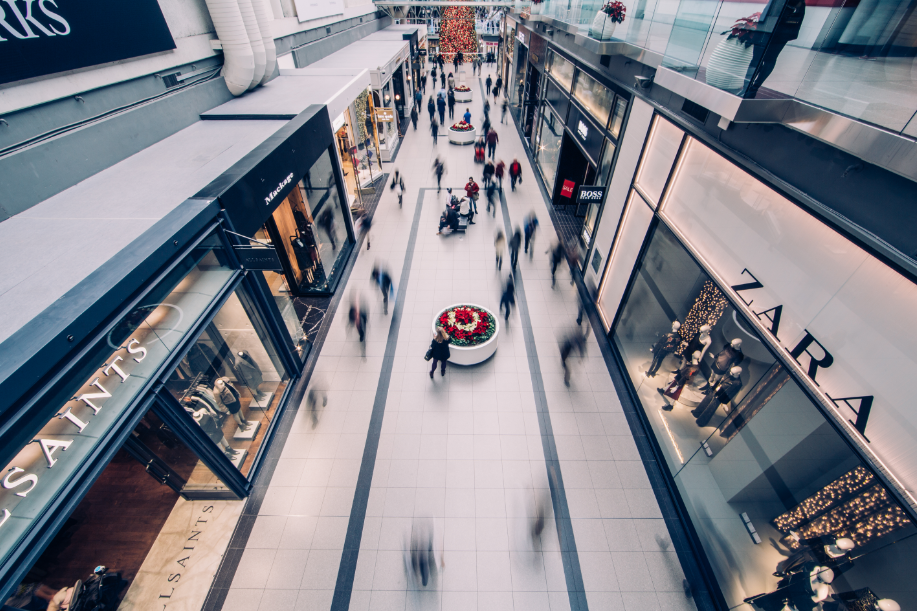 英国购物中心集团 Intu 在旗下商场装置欧洲首个零售导购机器人