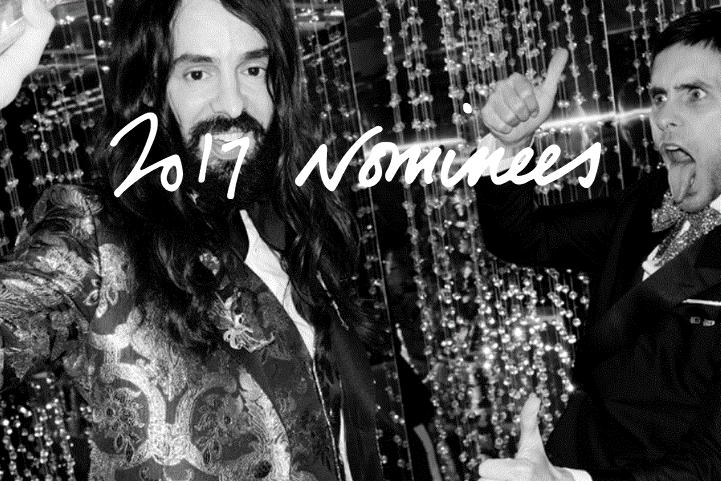 2017 英国时尚大奖 45位入围者名单公布,J.W.Anderson 获四项提名