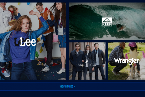 The North Face 和 Vans 的母公司,美国服饰零售巨头 VF 公布最新季报:销售额同比增长 5%