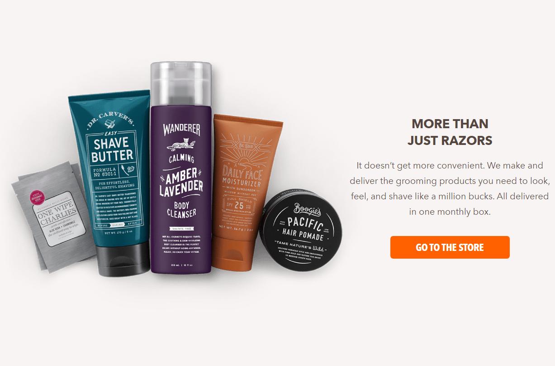 联合利华旗下互联网男士个护品牌 Dollar Shave Club 宣布于 2018年进军欧洲