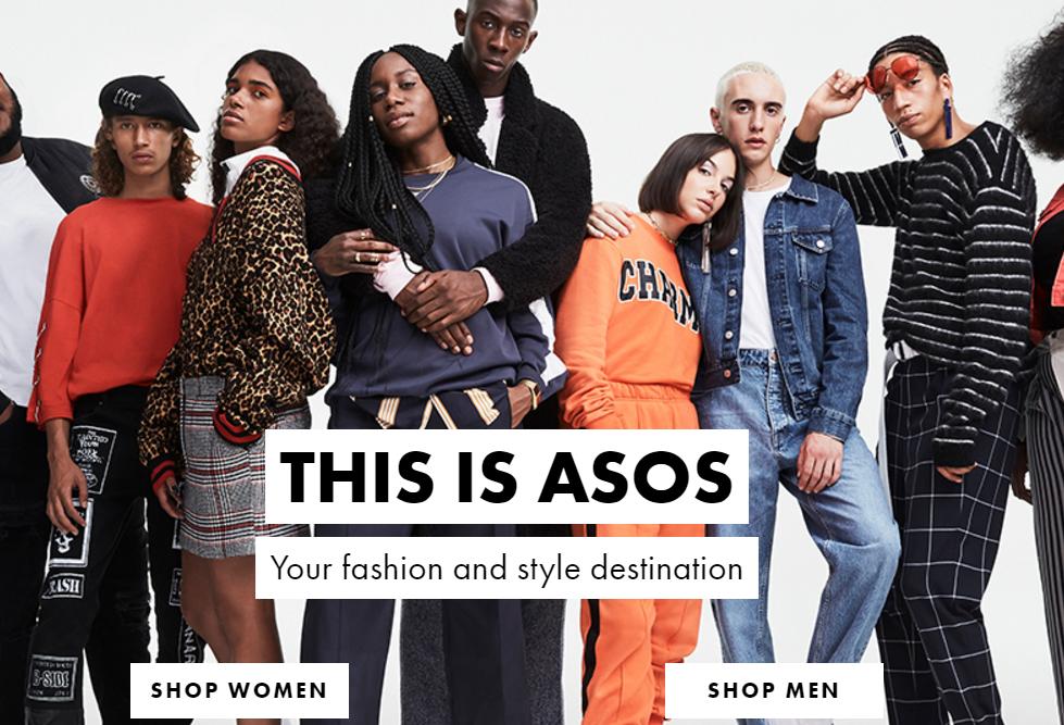 英国时尚电商 ASOS 发布 2017财年业绩:正确的产品战略助力销售额激增 34%至18.76亿英镑