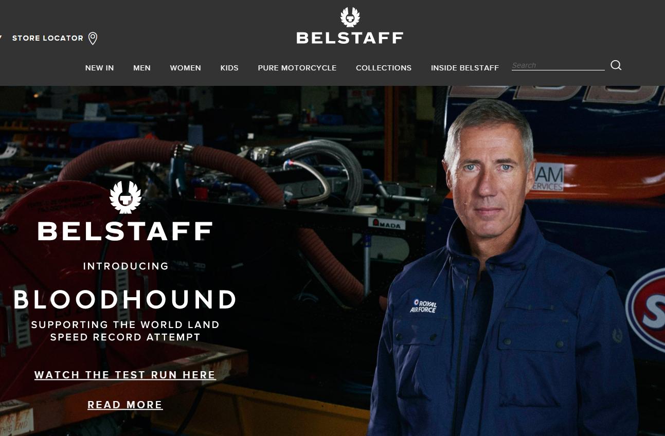 以机车皮衣著称的英国轻奢品牌 Belstaff 被英国石油化工巨头 Ineos 收购