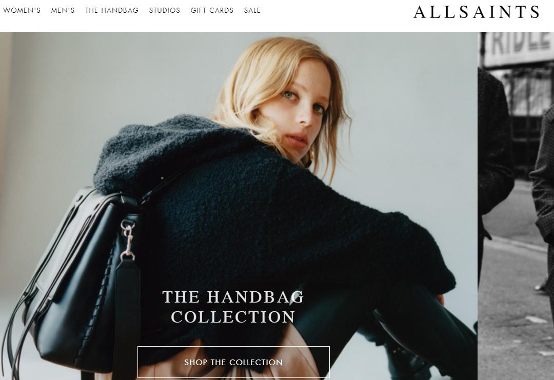 英国高街品牌 AllSaints 上一财年销售大涨 20%,或于明年进军中国市场