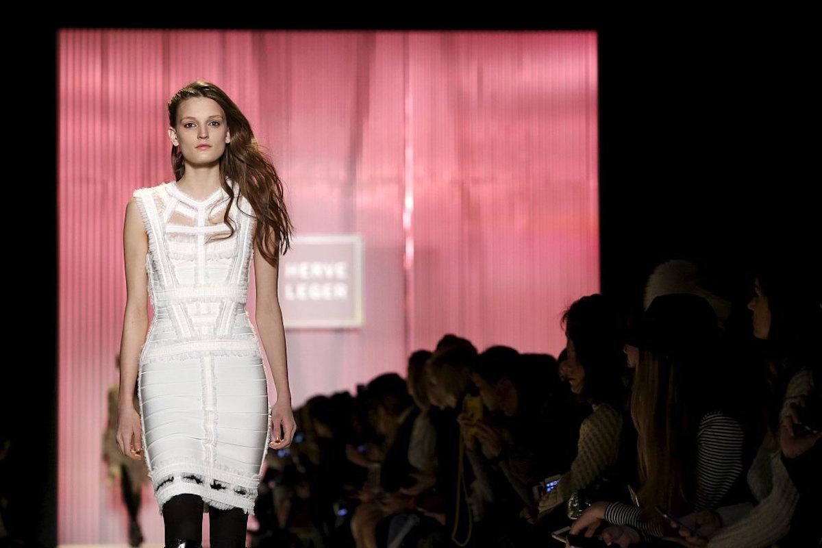 美国品牌管理公司 Authentic Brands 收购法国时装品牌 Hervé Léger